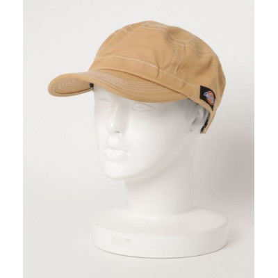 JUGLANS / Dickies Stitch Work Cap MEN 帽子 > キャップ