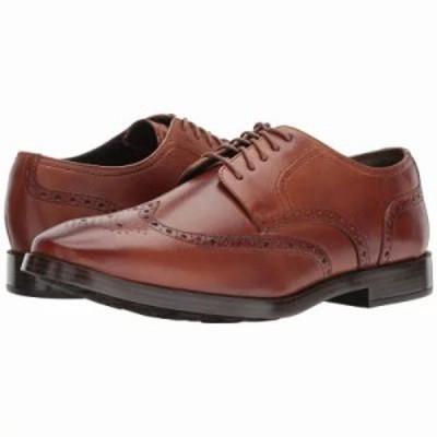 コールハーン 革靴・ビジネスシューズ Jefferson Grand Wing Ox II British Tan