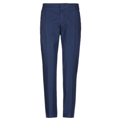 アントレ アミ ENTRE AMIS パンツ ブルー 30 コットン 65% / ポリエステル 33% / ポリウレタン 2% パンツ