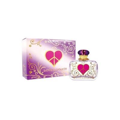 ラブ&ピース LOVE&PEACE ラブ&ピース オードパルファム EDP SP 50ml 【香水】【あすつく】