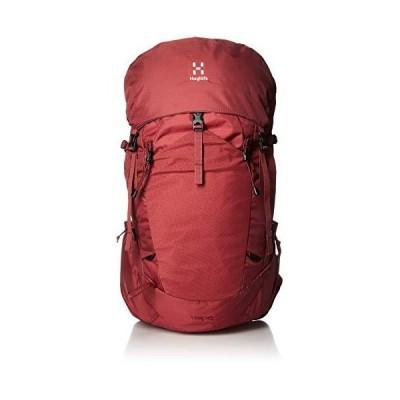 [ホグロフス] 登山用リュック VINA 40 ヴィーナ40 背中が蒸れにくい サイドオープニング ブルーサイン BRICK RED S-M