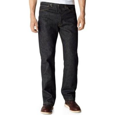 リーバイス デニムパンツ ボトムス メンズ Men's 501® Original Shrink-to-Fit Jeans Black Rigid- Shrink to Fit - Waterless