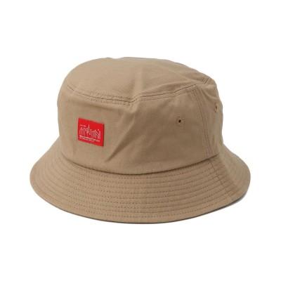 【ショット】 Manhattan Portage/マンハッタン ポーテージ/Bucket HAT/バケットハット メンズ BEIGE 58 Schott