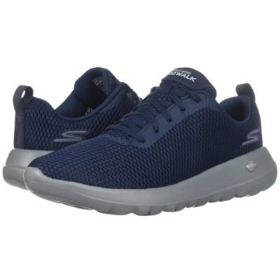 スケッチャーズ メンズ スニーカー シューズ・靴 Go Walk Max - 54601 Navy/Gray