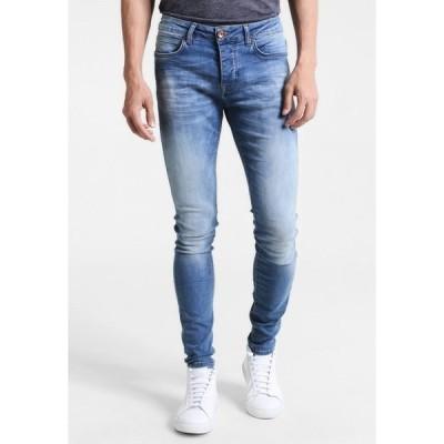 カーズ ジーンズ デニムパンツ メンズ ボトムス DUST - Jeans Skinny Fit - stone used