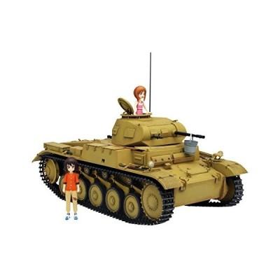 プラッツ ガールズ&パンツァー劇場版 あの夏の2号戦車F型です! ~みほとまほの思い出~ 1/35スケール 全長約140mm プラモデル GP-34