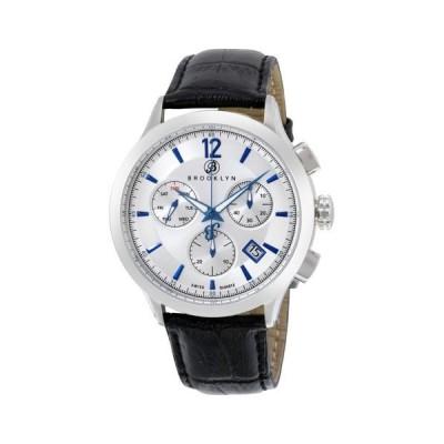 腕時計 ブルックリンウォッチ Brooklyn 腕時計 Co. Dakota ステンレス スチール メンズ 腕時計 205-M1121