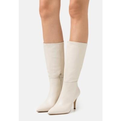レディース 靴 シューズ ANCHOTTA - Boots - ivoire