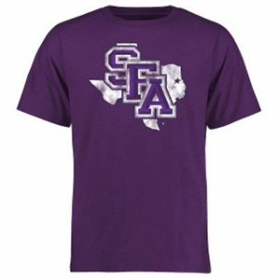 Fanatics Branded ファナティクス ブランド スポーツ用品  Stephen F Austin Lumberjacks Purple Big & Tall Classic Primary T-Shirt