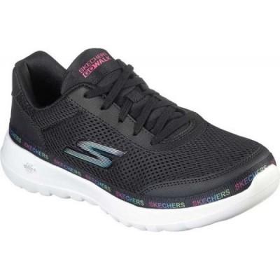 スケッチャーズ Skechers レディース スニーカー シューズ・靴 GOwalk Joy Magnetic Sneaker Black/Multi