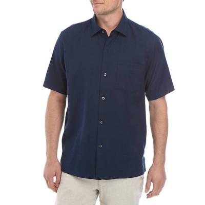トッミーバハマ メンズ シャツ トップス Catalina Stretch Twill Camp Shirt