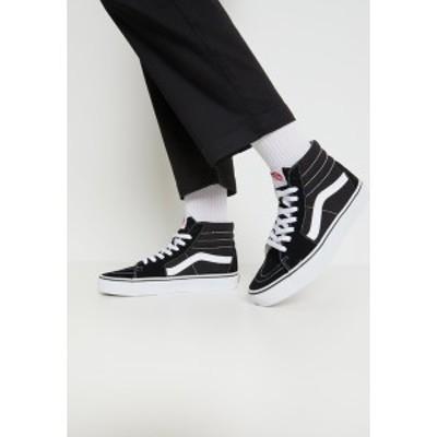 バンズ メンズ スニーカー シューズ SK8-HI - High-top trainers - black black