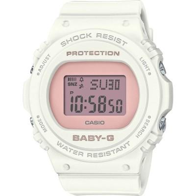 ベイビーG Baby g レディース 腕時計 Bgd570 Series Watch White
