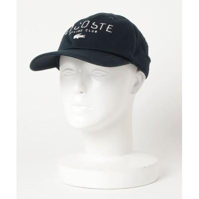 RAWLIFE / LACOSTE/ラコステ/logo cap/ロゴキャップ MEN 帽子 > キャップ