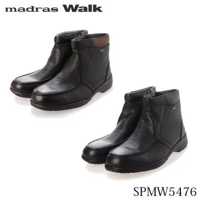 マドラスウォーク ゴアテックス 防水 防滑 4E 幅広 カジュアルブーツ メンズ 紳士靴 おしゃれ SPMW5476 madras Walk MADSPMW5476