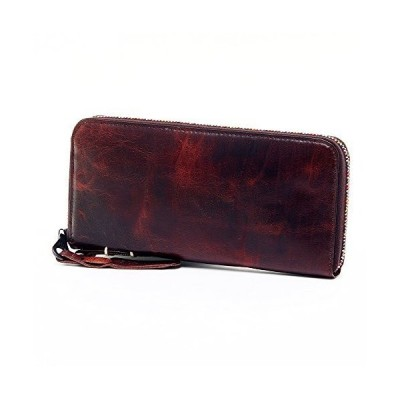 (ソラチナ) SOLATINA 長財布 [ホースレザー焦がし加工] sw-38153 3.ブラウン