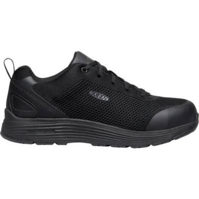 キーン メンズ ブーツ・レインブーツ シューズ KEEN Men's Sparta Low Aluminum Toe Work Shoes