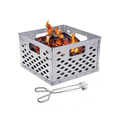 Magacyo Charcoal Firebox Basket for Oklahoma Joe Smoker Accessories, 11.8 X