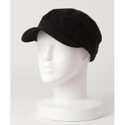 rovtski / HEART MERCCIFRENCH SOLID CAP MEN 帽子 > キャップ