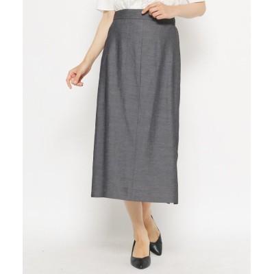 ORCHIDEA(オーキディア) サイドスリットロングスカート