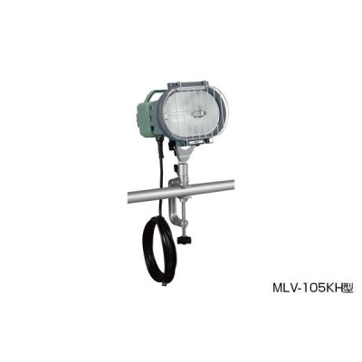 【法人限定】MLV-105KH (MLV105KH) ハタヤ/HATAYA 瞬時再点灯型 150W型 メタルハライド 屋外用