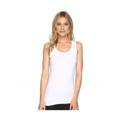 Hanky Panky ハンキーパンキー レディース 女性用 ファッション トップス シャツ Cotton with a Conscience Scoop Neck Tank Top - White
