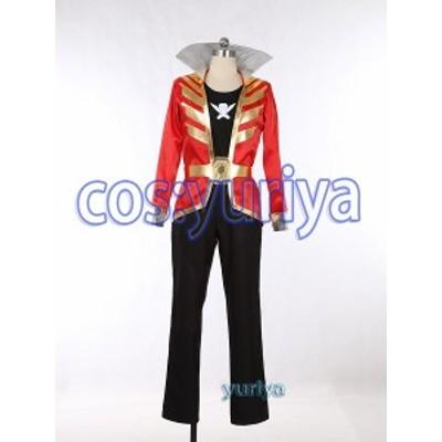 海賊戦隊 ゴーカイジャ ゴーカイレッド コスプレ衣装