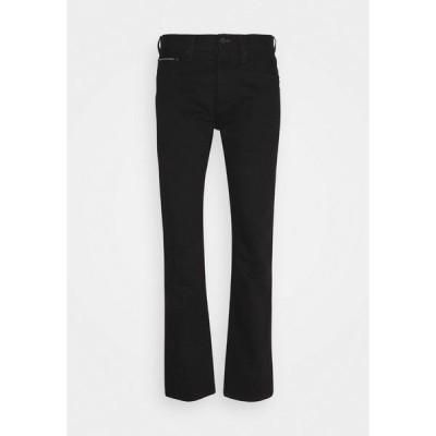 トミー ヒルフィガー デニムパンツ メンズ ボトムス CORE DENTON STRAIGHT  - Straight leg jeans - detroit black