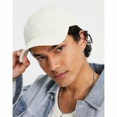 ナイキ Nike SB メンズ キャップ 帽子 H86 washed cap in cream クリーム