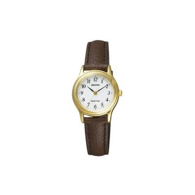 シチズン REGUNO ・レグノ 女性用ペアソーラー ソーラーテック時計 RS26-0031C