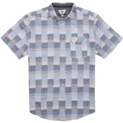 ヴィスラ 半袖シャツ Venturer Shirts Blue Wash