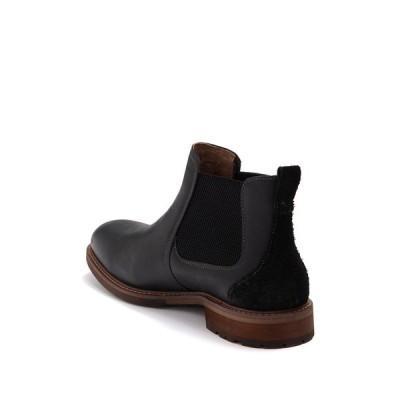 フローシャイム メンズ ブーツ&レインブーツ シューズ Chalet Chelsea Boot BLACK CH
