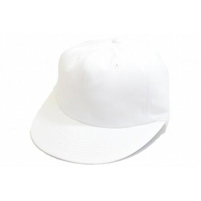 キャップ 白ケミロン 111400 ホワイト 白 野球帽 帽子 メンズ 紳士 ハット シンプル 紫外線対策 UVケア スポーツ アウトドア ネット通販 日本製 春夏