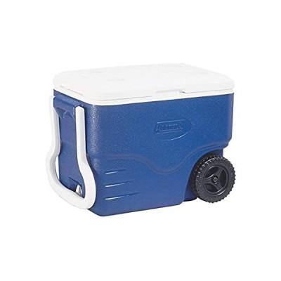 【新品未使用品】Coleman Unisex's 40QT Coolbox, Blue, 40 QT【並行輸入品】
