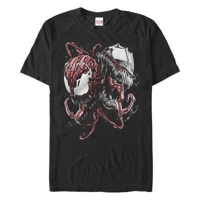 フィフスサン Tシャツ トップス メンズ Men's Poison Short Sleeve Crew T-shirt Black