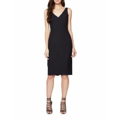レイチェルレイチェルロイ レディース ワンピース Back-Slit Sleeveless Solid Dress