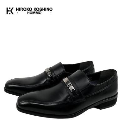 ヒロココシノ ビジネスシューズ 本革 靴 メンズ HK130