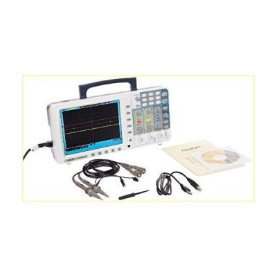 【並行輸入品】Owon SDS8202-V Series SmartDS Deep Memory Digital Storage Oscilloscope with VGA Interface, 2 Channels, 200MHz, 2GS/s Sa