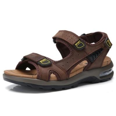 サンダルメンズビーチサンダルメンズ痛くない夏サンダル靴カジュアルシューズ大きいサイズかっこいい歩きやすい2019夏新作