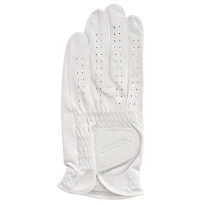 ネクスジェングローブ左手用皮革PLATINUM TOUCH グローブ NGV-194 414NXHS9T1403 WHTホワイト
