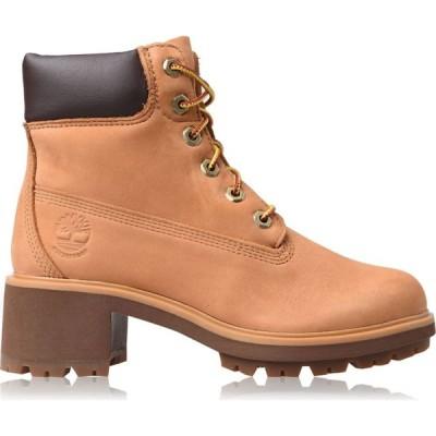ティンバーランド Timberland レディース ブーツ シューズ・靴 Kinsley Boot Wheat Nubuck