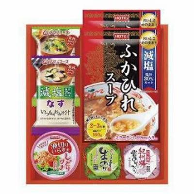 (食品)(スープ・調味料詰合せ)簡単便利個食ギフト R-30 1点