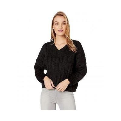 Bishop + Young レディース 女性用 ファッション セーター Stella Ribbed Sweater - Black