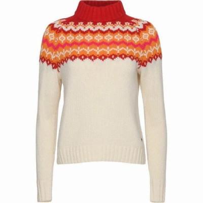 (取寄)Bogner - Fire+Ice レディース デミ セーター Bogner - Fire+Ice Women Demi Sweater White 送料無料