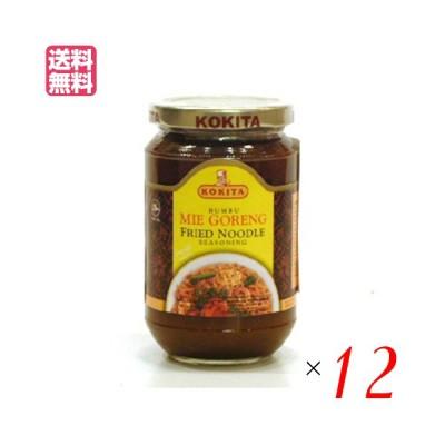コキタ ブンブミーゴレン 350g KOKITA ソース 焼きそばソース 12個セット 送料無料