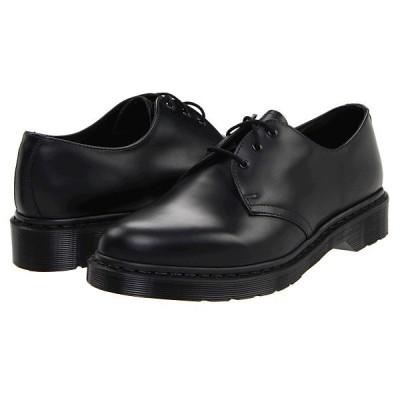 ドクターマーチン オックスフォード レディース 1461 3-Tie Shoe Black Smooth