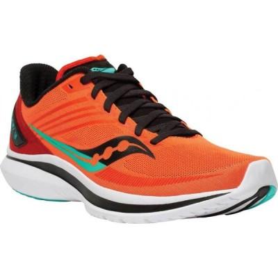 サッカニー Saucony メンズ ランニング・ウォーキング スニーカー シューズ・靴 Kinvara 12 Running Sneaker Vizi/Scarlet