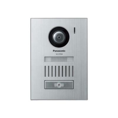 パナソニック カラーカメラ玄関子機 Panasonic VL-V554L-S 返品種別A