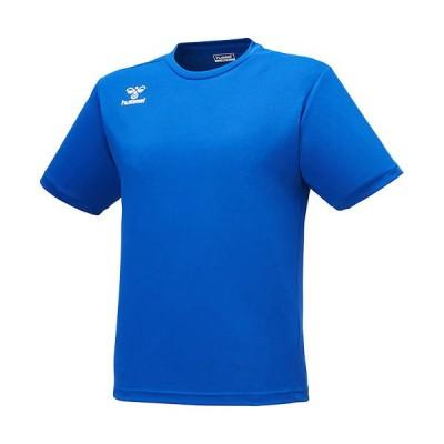 ヒュンメル(hummel) サッカー ウェア ジュニアつめたプラクティスシャツ ロイヤルブルー HJP1153 63 半袖 トレーニング 練習 トップス キッズ