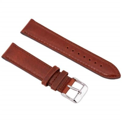 腕時計 バンド ベルト ダニエルウェリントン Daniel Wellington Classy St Mawes 17 mm Leather Watch Band DW00200079